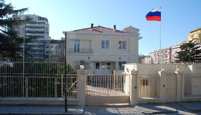 Russian Embassy in Tirana has considered Illiterate the Albanian Politicians