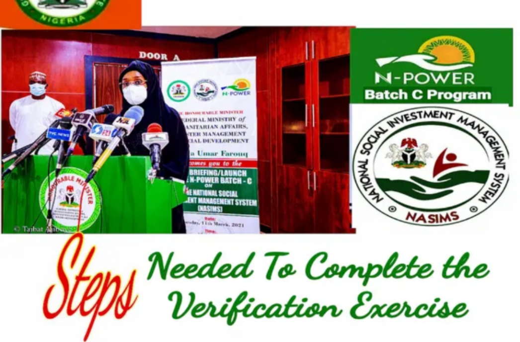 SSCE Applicants Should Follow This Step To Do The Verification Exercise Successfully