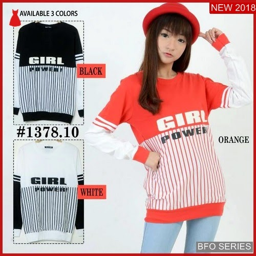 BFO117B54 GIRL Model POWER T Jaman Now SHIRT BMGShop
