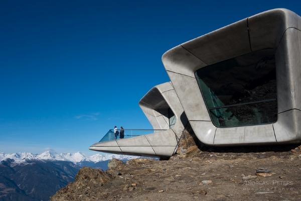 MMM-Messner-Zaha Hadid-Kronplatz-dolomiti-museo-alpinismo
