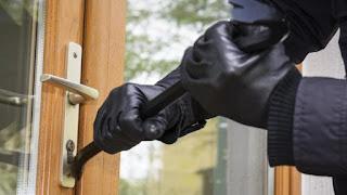 Sepa cómo los ladrones roban en viviendas