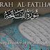 Sedekah Al Fatiah Pembuka Rezeki