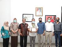 2 Ketua Gugus Tugas Covid-19 di Lampung Dapat Penghargaan, Nanang Ermanto Salah Satunya