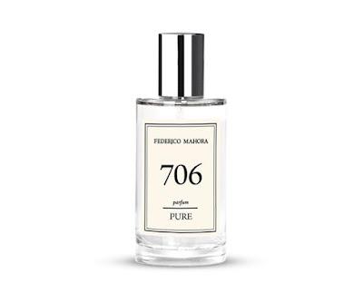 Miękki Kwiatowo Szyprowy Zapach dla Kobiet FM 706