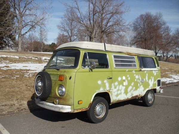 1977 vw bus westfalia camper vw bus wagon. Black Bedroom Furniture Sets. Home Design Ideas