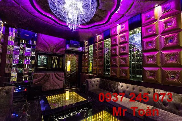 Thiết kế tư vấn xây dựng phòng karaoke tại Daklak