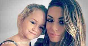 Juli Annee with Daughter