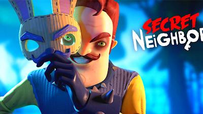 تحميل لعبة secret neighbor للاندرويد برابط مباشر