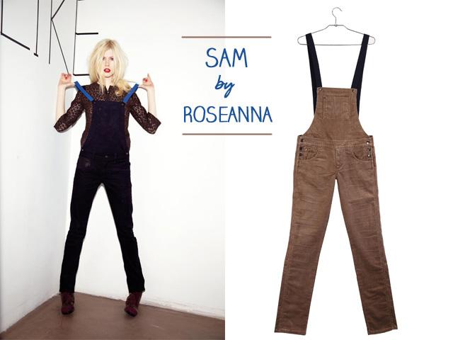 salopette Sam Roseanna