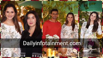 Sania Mirza Birthday Party