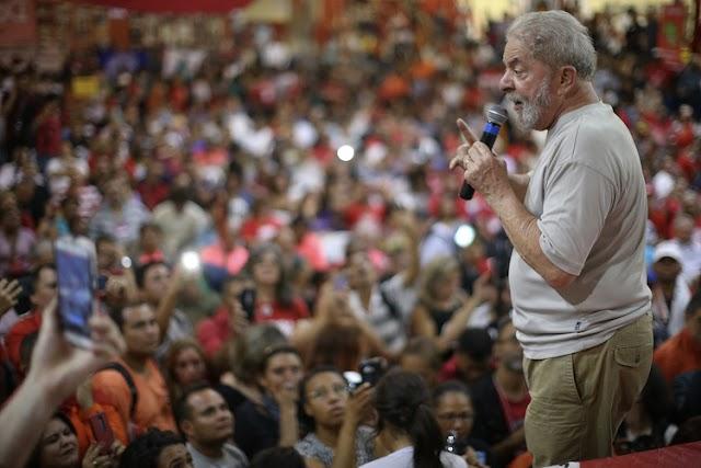 PT teme atentados contra Lula em 2022 e reforçará segurança do ex-presidente