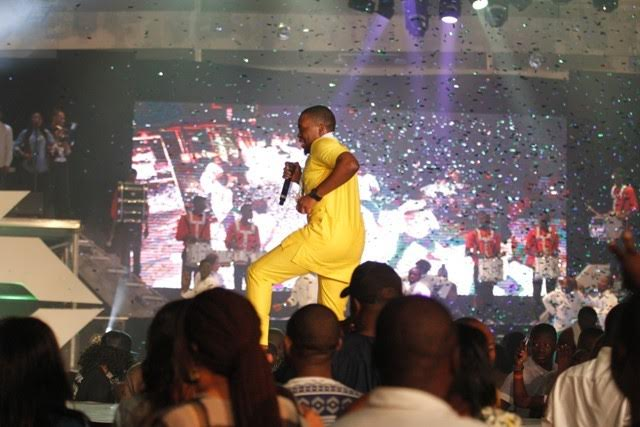 Pics Frills Amp Thrills As Olamide Caps 2015 With