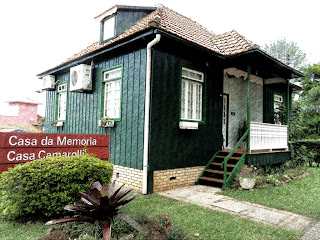 Museu Casa Camarolli, em Itá