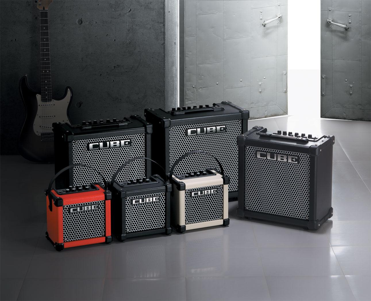 Loa Combo Roland Cube 80GX Cao Cấp