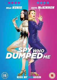 The Spy Who Dumped Me Hindi + Eng + Telugu + Tamil Full Movies 480p 2018