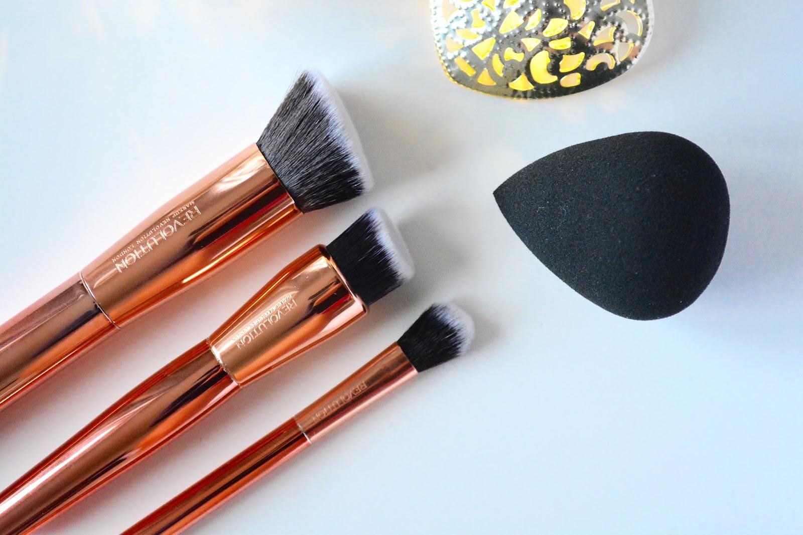 Blend, Contour, Makeup Brushes, Makeup Revolution, Makeup Revolution Makeup Brushes, Sculpt, Ultra Sculpt & Blend Collection,