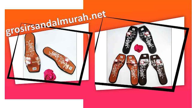 grosirsandalmurah.net - Sandal Wanita - Mika Permata ELF