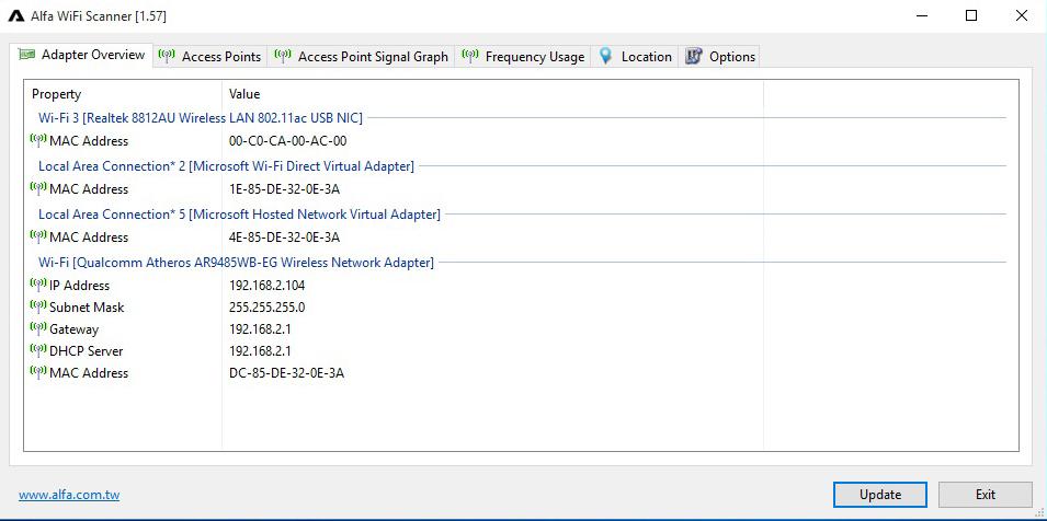 ✨ Alfa awus036h driver mac 10 11 | how to install Alfa AWUS036H