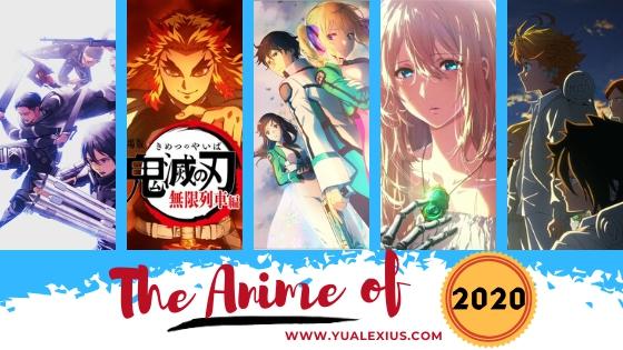 2020 Anime Lineup