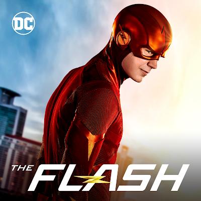 The Flash season 6 iTunes art
