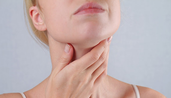 growing cancer thyroid