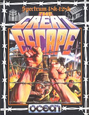 Portada videojuego The Great Escape