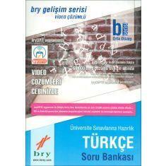 Birey Gelişim Serisi Türkçe Soru Bankası B Serisi Orta Düzey (2017)