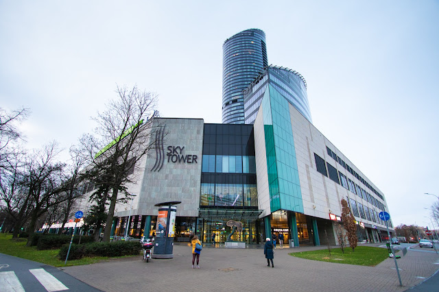 Sky tower- Breslavia