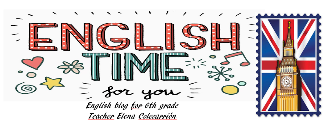 English Time for you