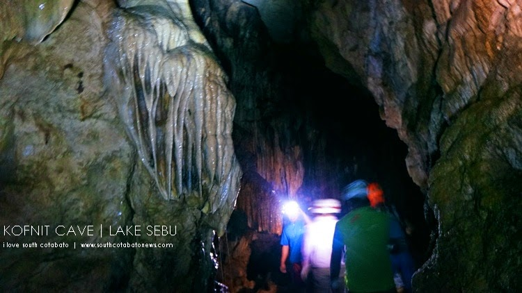 Kofnit Cave in Lake Sebu