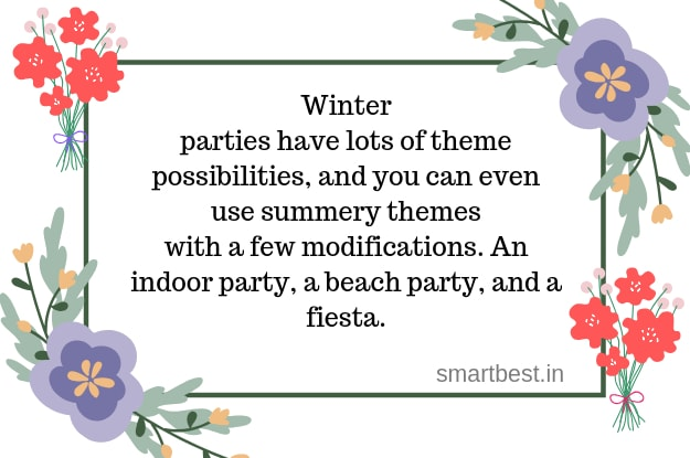 How To Make Your Winter Wonderland Birthday Party Decorations Ideas Successful?