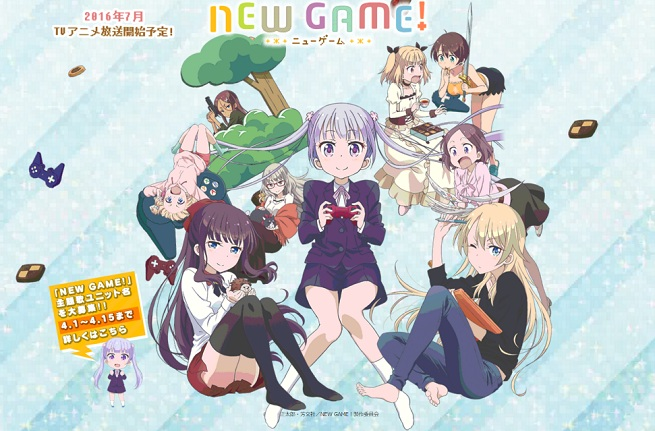 New Game!! Season 3 Subtitle Indonesia