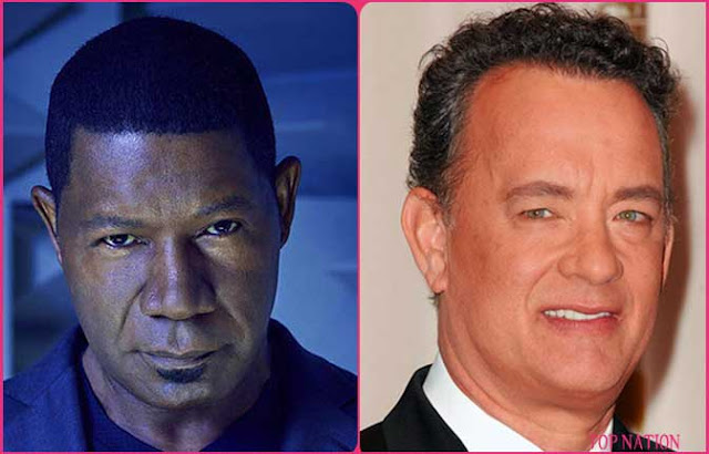 there were rumors about Tom Hanks playing God