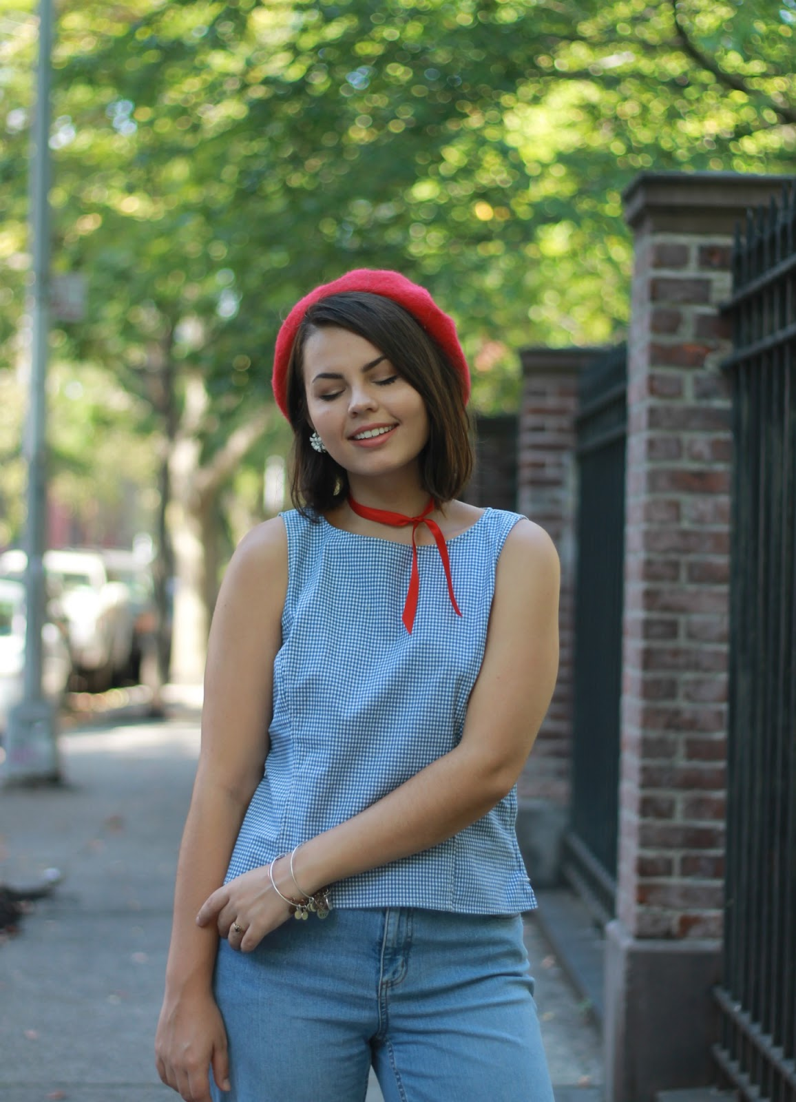 How to Style a Beret | Someone Like You