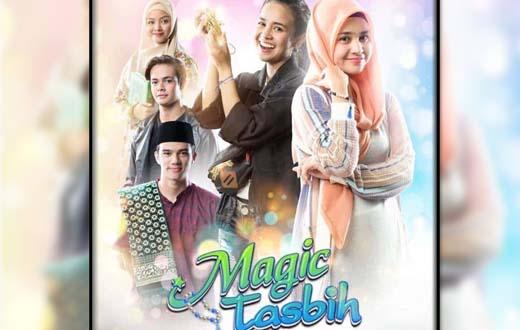 Sinopsis Magic Tasbih SCTV Selasa 13 April 2021