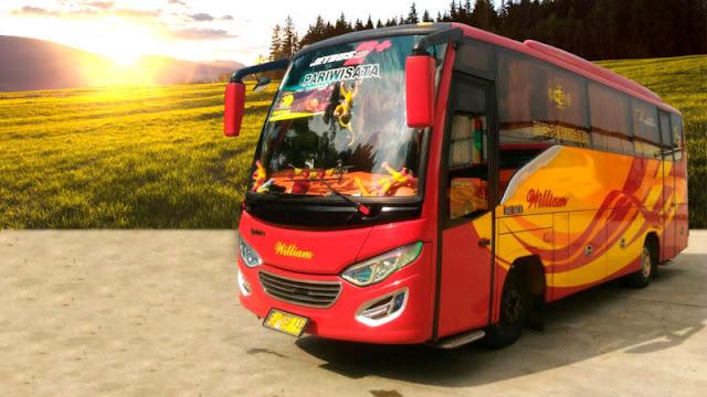 armandolan - bus pariwisata tangerang