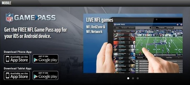 How to Watch NFL games on phone