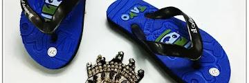 Sandal AMX Club Bola Simplek Anak Terlucu