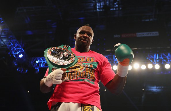 Dillian Whyte Wins WBC Heavyweight Silver Title