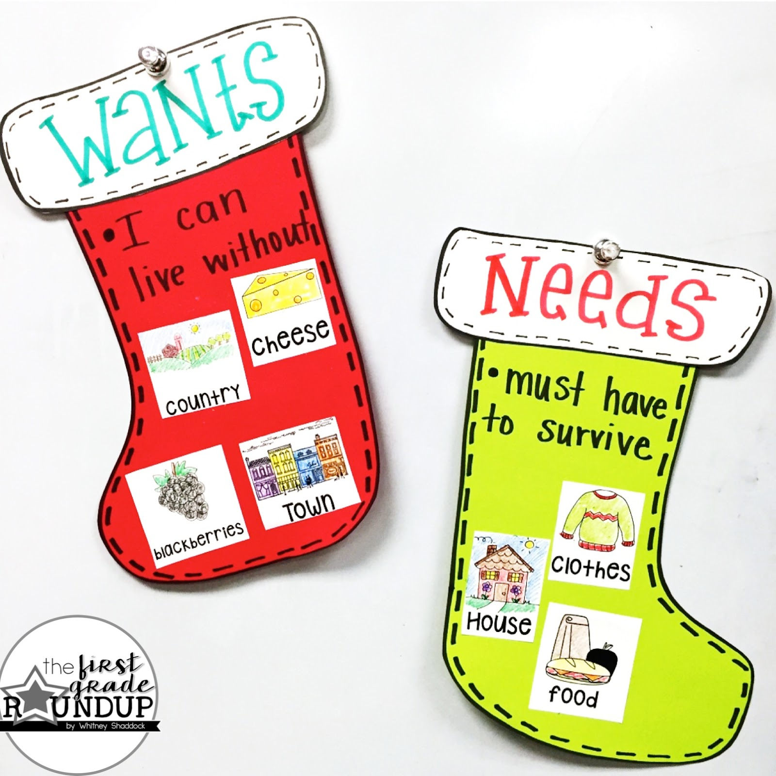 Wants & Needs for Christmas | <!--Can't find substitution for tag ...