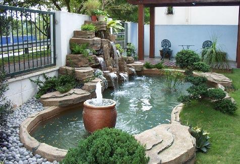 tips membuat taman di sekitar rumah yang indah