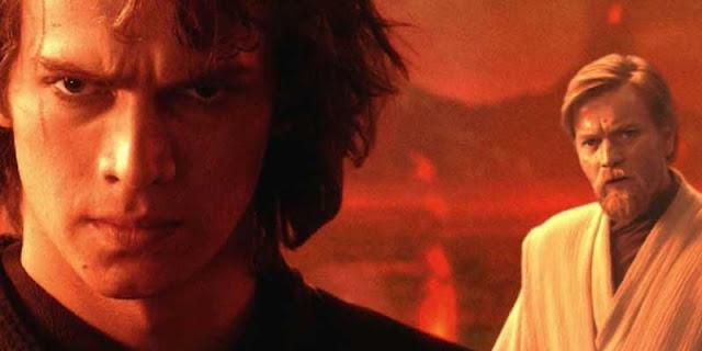 'Star Wars. Episodio III: La venganza de los Sith'