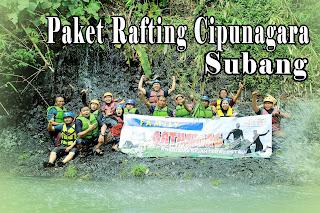 Paket Rafting Cipunagara Subang I Naradipawisata.co.id