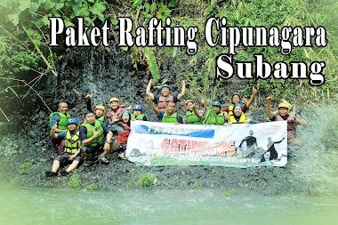 Paket Rafting Cipunagara Subang