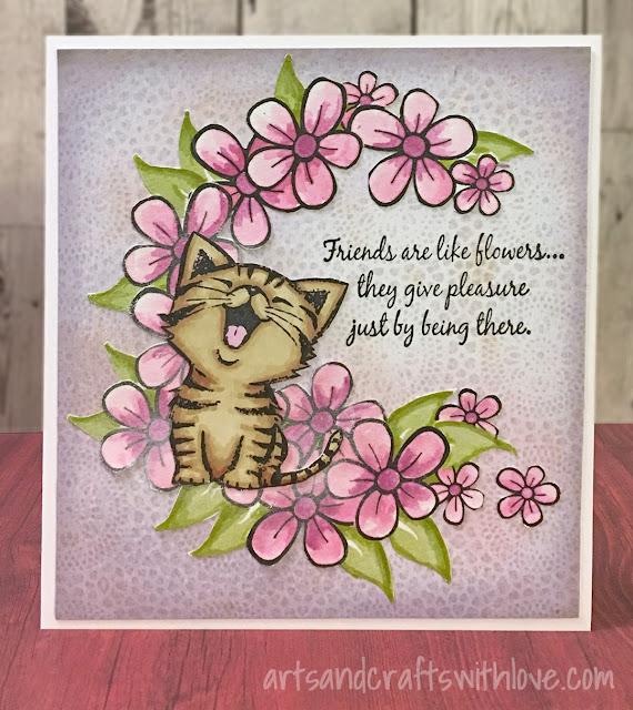 Cardmaking: Cute as a Kitten!
