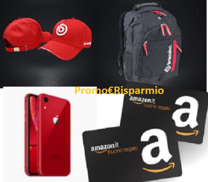 924c006962 Concorso Brembo ''Xtra Play Xtra Win'': vinci gratis ogni giorno buoni  Amazon, zaini e non solo