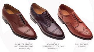 Balmoral Shoe definition