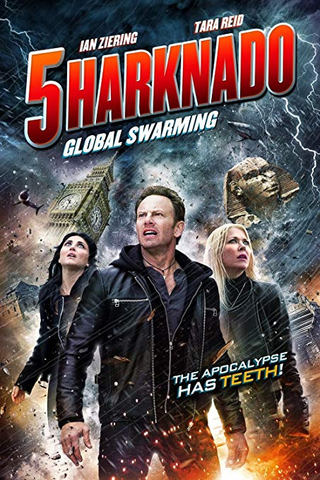 Sharknado 5 Global Swarming (2018) ฝูงฉลามทอร์นาโด 5 (ซับไทย)