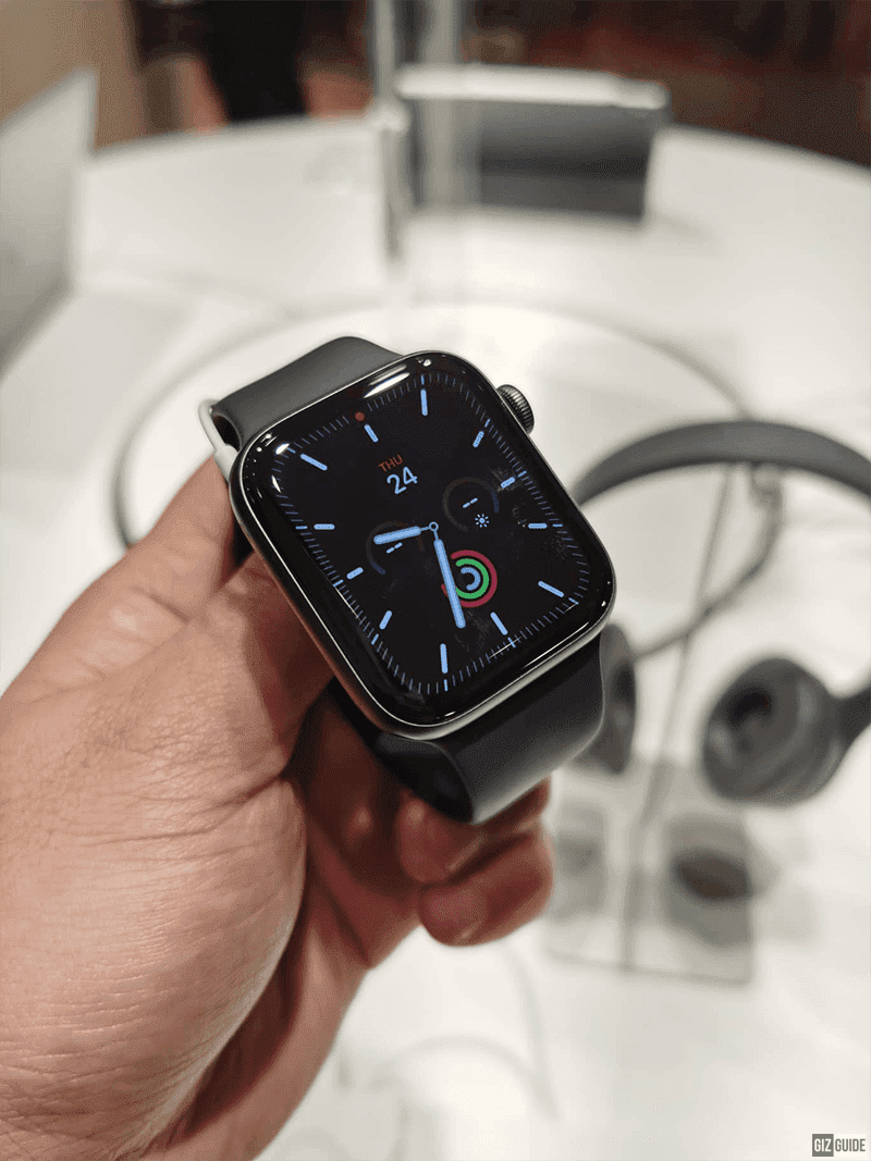 Deal: The Apple Watch Series 5 is now PHP 5K off at Beyond the Box and Digital Walker