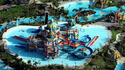 Info Tiket dan Wahana yang Ada di Surabaya Ciputra Waterpark